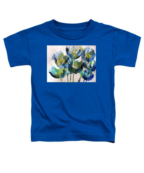 Forever Loving Blue Toddler T-Shirt