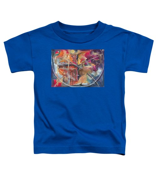 Fragile Detail  Toddler T-Shirt