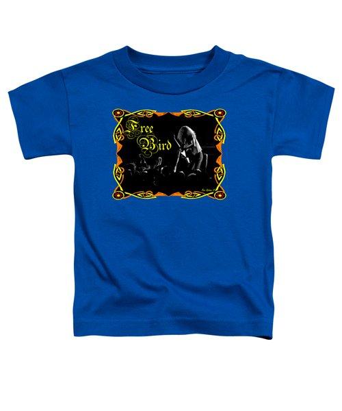 Free Bird #2 Toddler T-Shirt
