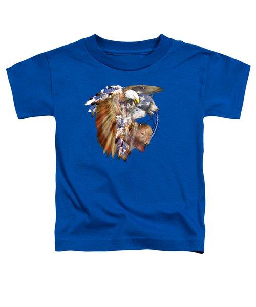 Freedom Lives Toddler T-Shirt