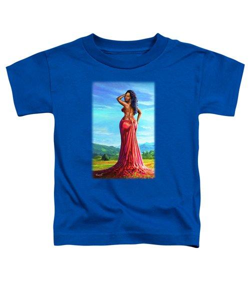 Summer Blossom Toddler T-Shirt