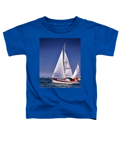 Full Sail Ahead Toddler T-Shirt