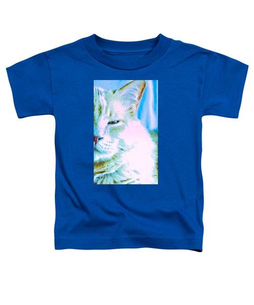 Gandhi Lion Toddler T-Shirt