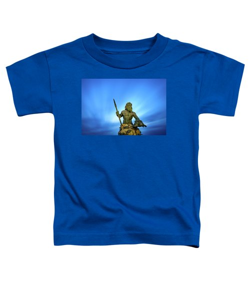 Gateway To The Sea Toddler T-Shirt