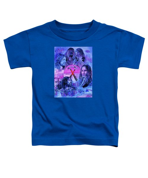 Generation Floyd Toddler T-Shirt
