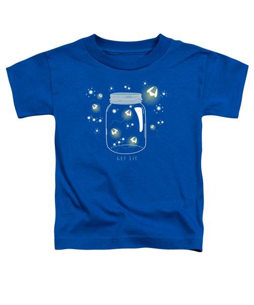 Get Lit Toddler T-Shirt