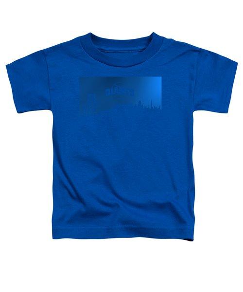 Giants Of San Francisco Toddler T-Shirt