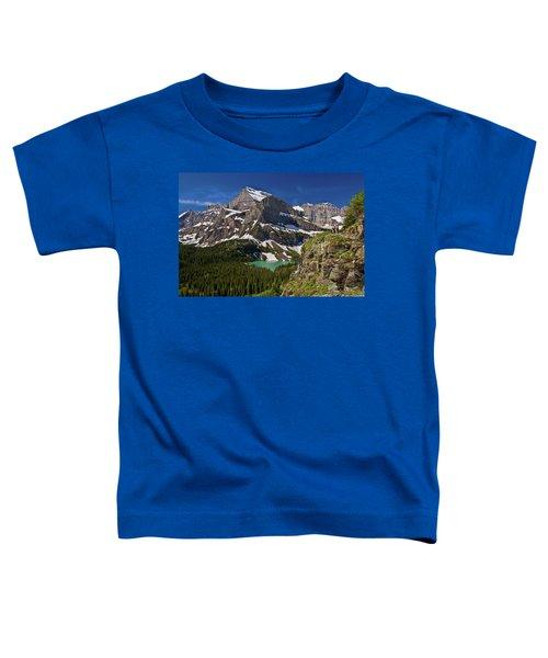 Glacier Backcountry 2 Toddler T-Shirt