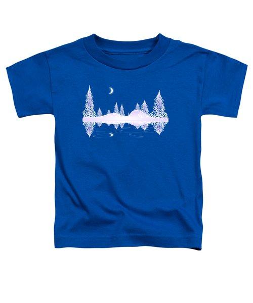 Glass Winter Toddler T-Shirt