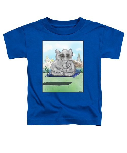 Go Zen, Baby Toddler T-Shirt