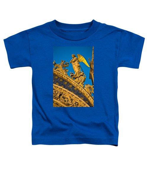 Golden Angel Toddler T-Shirt