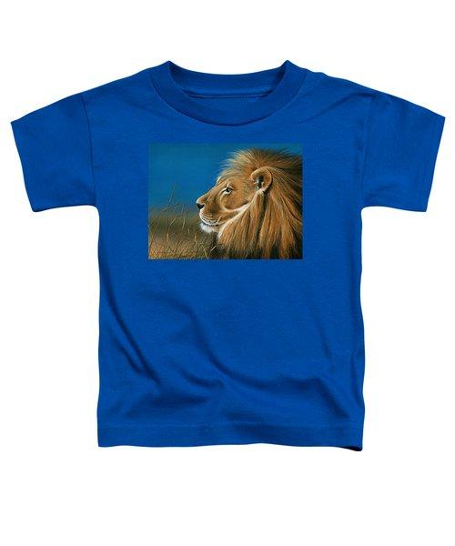 Golden Sentinal Toddler T-Shirt