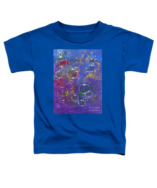 Graffiti Bubbles Toddler T-Shirt