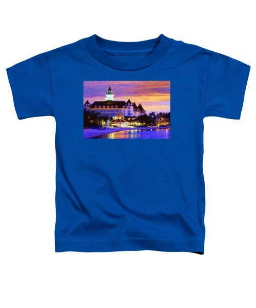 Grand Floridian Toddler T-Shirt