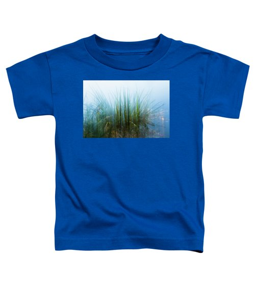 Morning At The Lake Toddler T-Shirt