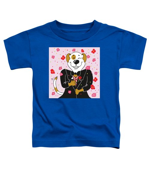Groom Dog Toddler T-Shirt