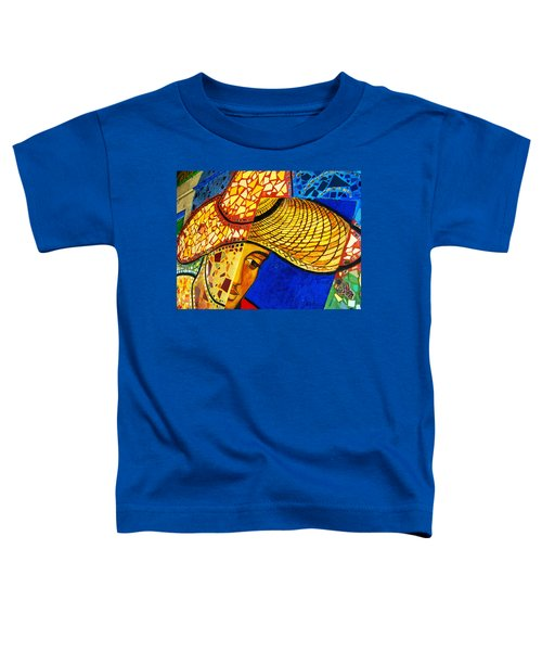 Growing Edgewater Mosaic Toddler T-Shirt