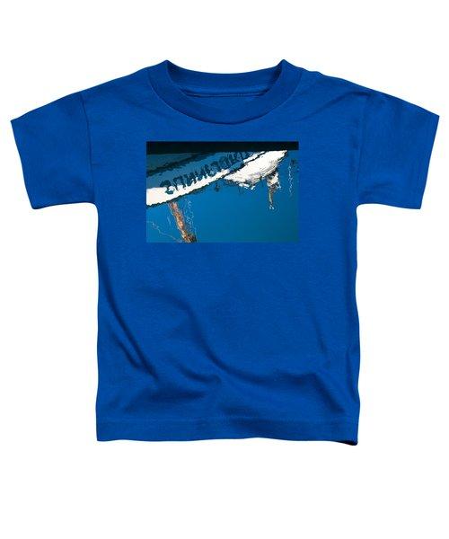 Harbor Blue Toddler T-Shirt