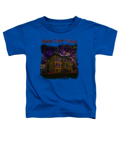 Haunted House 2 Toddler T-Shirt