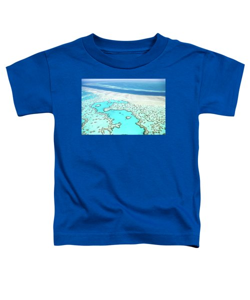 Heart Reef Toddler T-Shirt