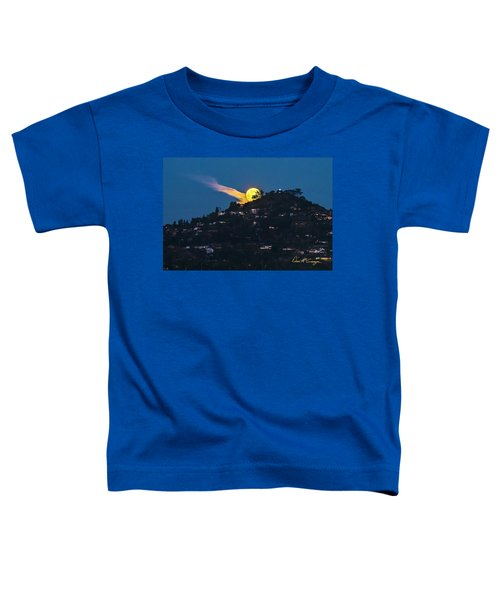 Helix Moon Toddler T-Shirt