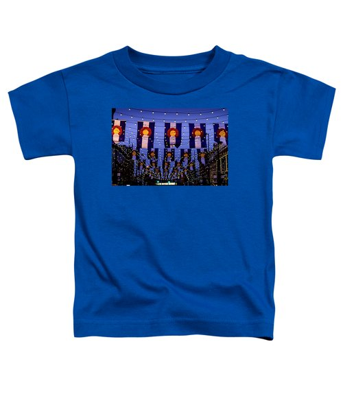 Historic Larimer Square Denver Toddler T-Shirt