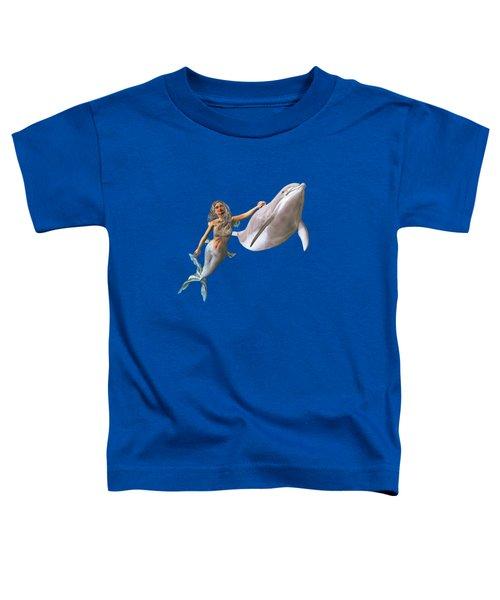 Hitching A Ride Toddler T-Shirt