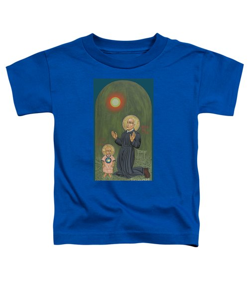 Holy Father Pedro Arrupe, Sj In Hiroshima With The Christ Child 293 Toddler T-Shirt