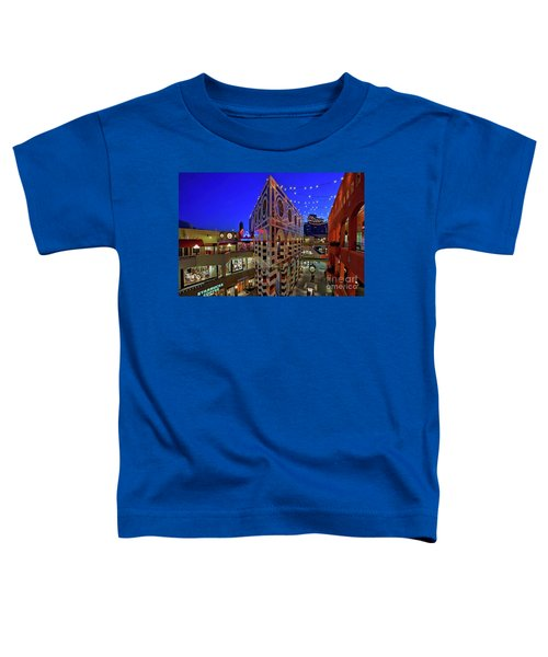 Horton Plaza Shopping Center Toddler T-Shirt