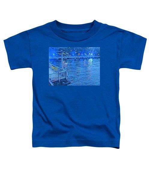 Hudson Electric Toddler T-Shirt