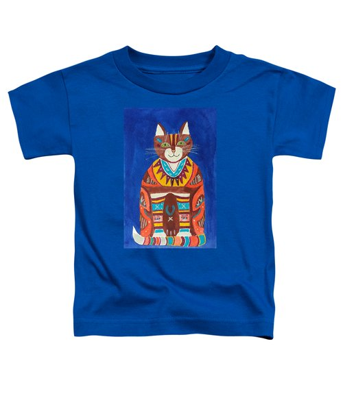 Huey Cat Toddler T-Shirt