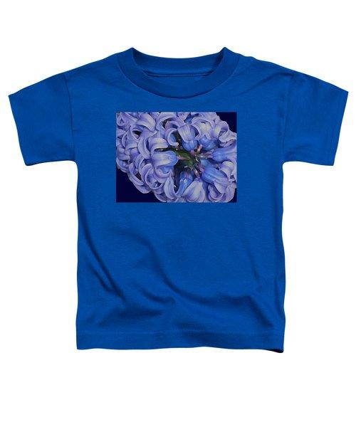 Hyacinth Curls Toddler T-Shirt