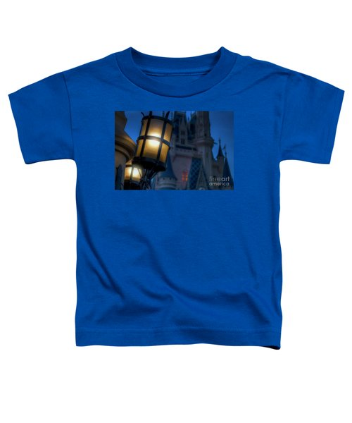 I Will Leave The Light On Toddler T-Shirt