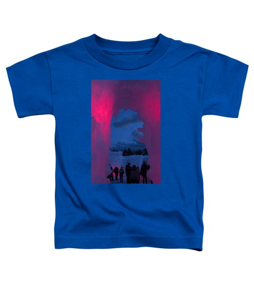 Ice And Colors  Toddler T-Shirt