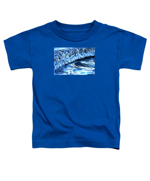 Ice Formation 08 Toddler T-Shirt