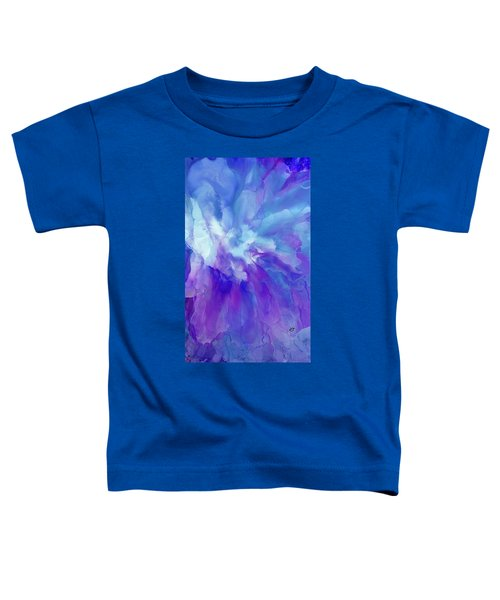 Icy Bloom Toddler T-Shirt