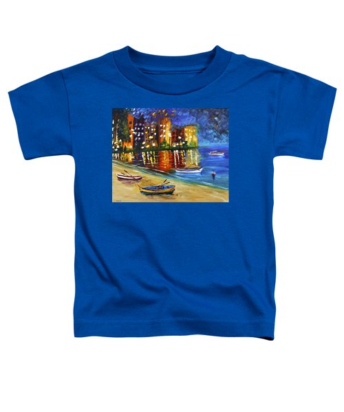 In For The Night Toddler T-Shirt