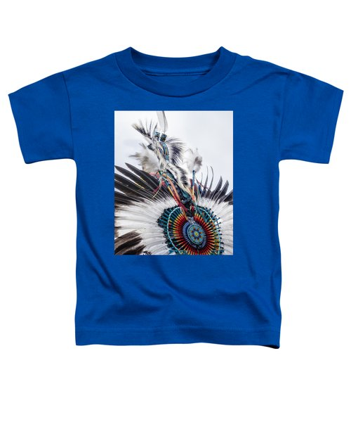 Indian Feathers Toddler T-Shirt