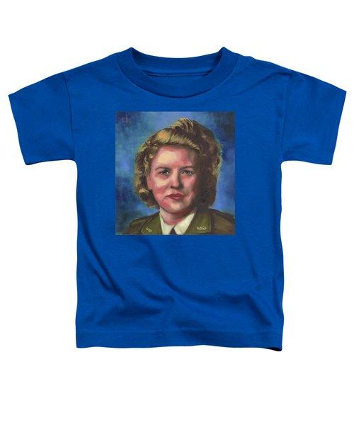 Jacqueline Cochran Toddler T-Shirt