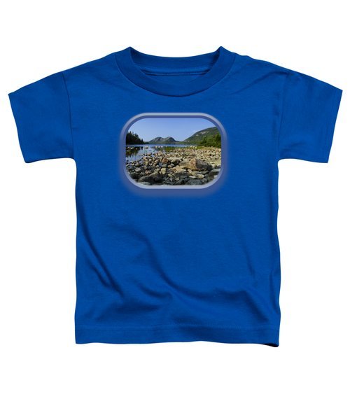 Jordan Pond No.1 Toddler T-Shirt