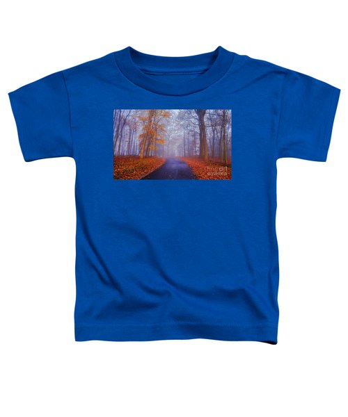 Journey Continues Toddler T-Shirt