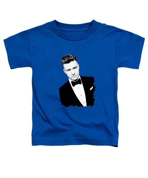 Justin Timberlake Toddler T-Shirt