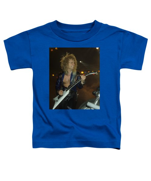 Kk Downing Of Judas Priest Toddler T-Shirt