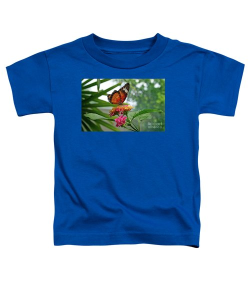 Lacewing Butterfly Toddler T-Shirt