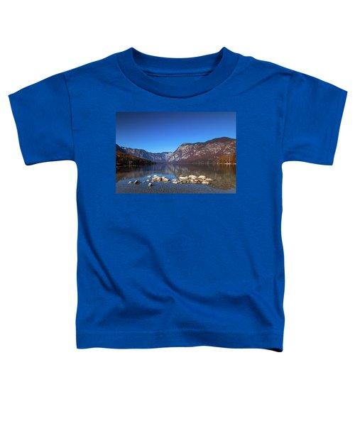 Lake Bohinj Toddler T-Shirt