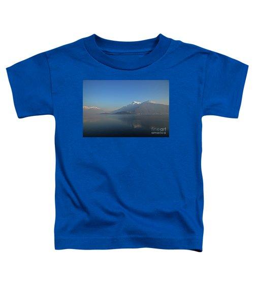 Lake Como Toddler T-Shirt