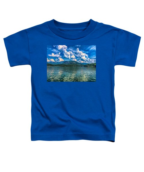 Lake Lure Beauty Toddler T-Shirt