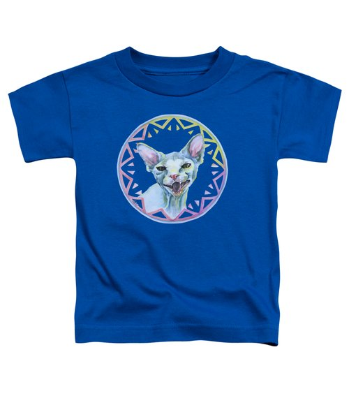 Lara Cat Toddler T-Shirt