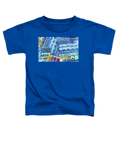 Last Chance Toddler T-Shirt