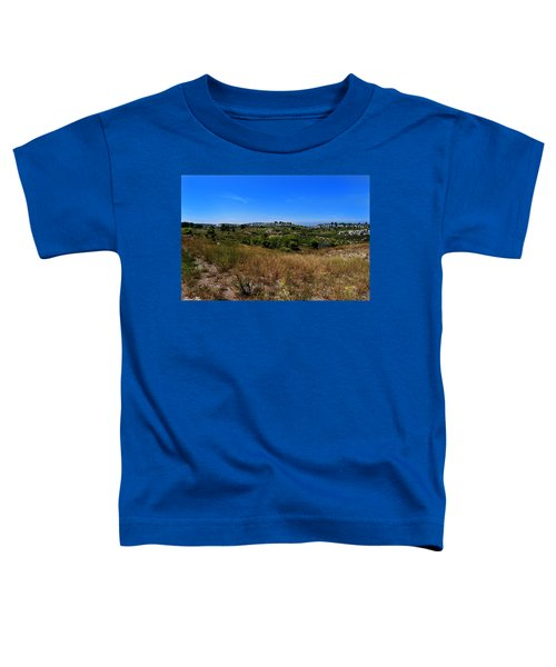 Le Massif De La Clape Toddler T-Shirt